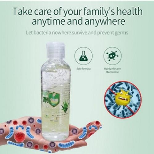 免水洗75%洗手凝胶杀菌消毒干洗速干出口便捷随身携带学生洗手液